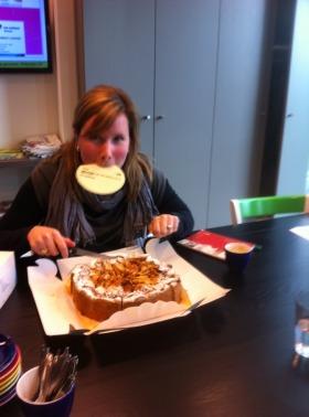 bbvh lingo - win een taart