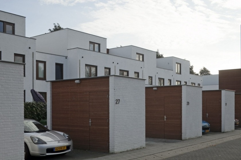 30 houses housing configurator hoogvliet social housing options HOYT architect