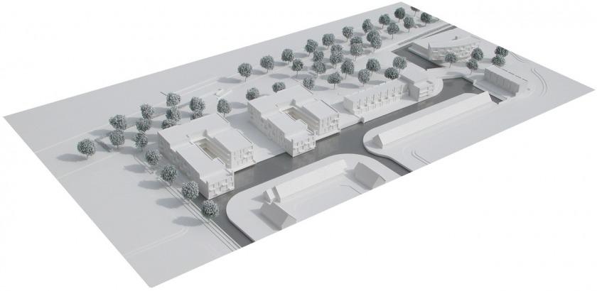 HOYT architect ridderspoor abcoude woningbouw studie