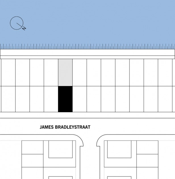 particuliere woning huis architectuur Amsterdam IJburg HOYT architect