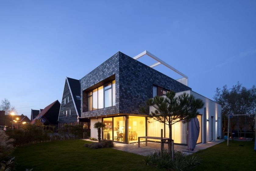 Woning Villa partikulier opdrachtgeverschap Architect HOYT