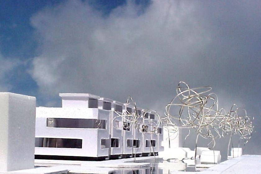 zoetermeer meander woningen architectuur woningbouw HOYT architect