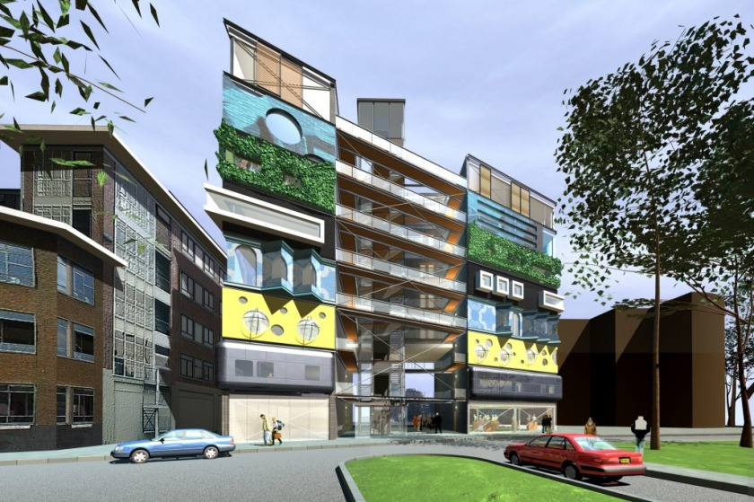 7 hemels persoonlijk wonen architect modern keuzevrijheid HOYT architect