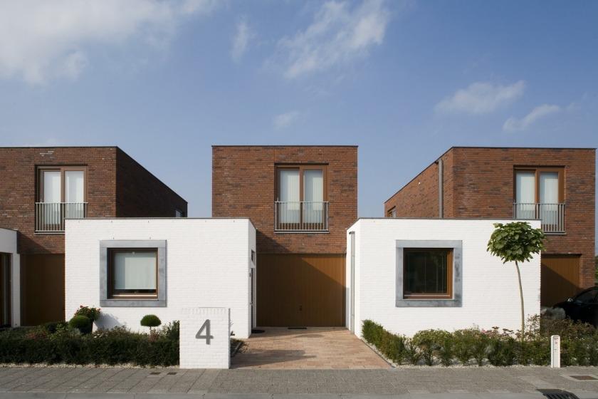 Patio Bungalow Villa Bavel Breda HOYT architects