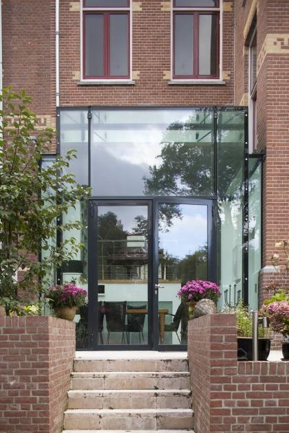 voorgevel huis Duinweg HOYT architecten