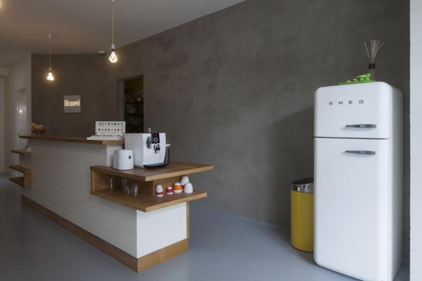 Den Haag kantoor transformatie kerk cafe