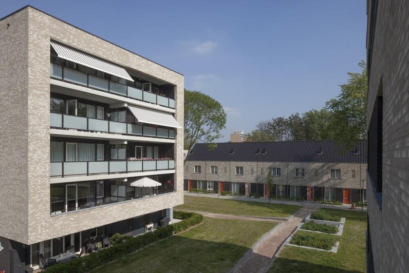 Rotterdam Hoogvliet urban villa Vestia