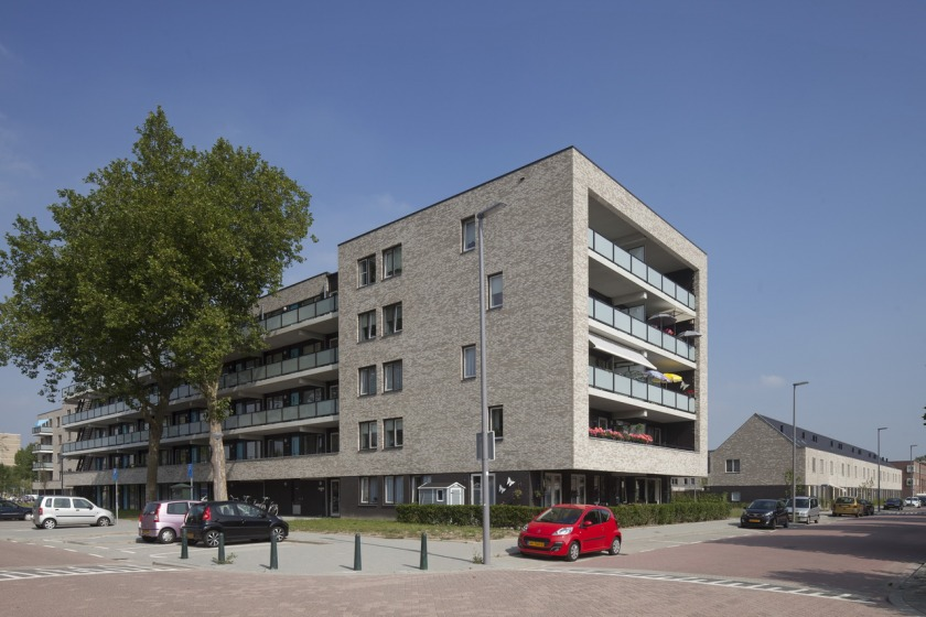 Rotterdam Hoogvliet appartementen