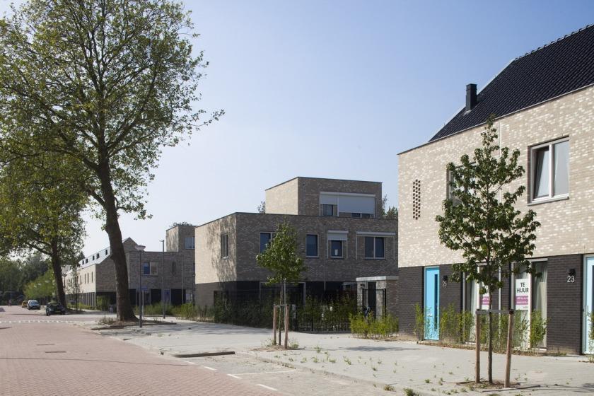 Rotterdam Hoogvliet heerlijk houtingen herstructurering