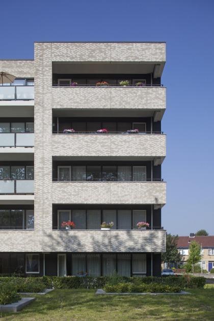 Rotterdam Hoogvliet heerlijk houtingen herstructurering urban vila