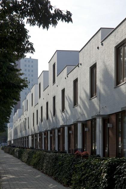 Rotterdam Hoogvliet rijwoningen Vestia keuzevrijheid