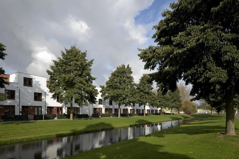 Rotterdam Hoogvliet row houses