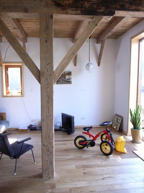 Rotterdam HOYT wooden barn