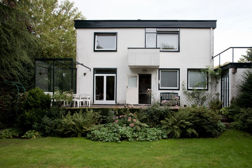 villa, rotterdam, kralingen, modernization, private, architect