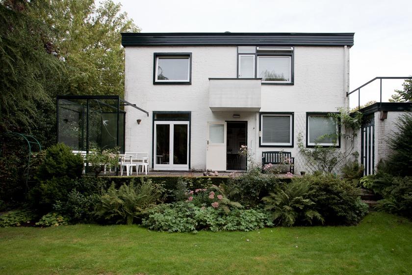 villa, rotterdam, kralingen, verbouwing, particulier, architect