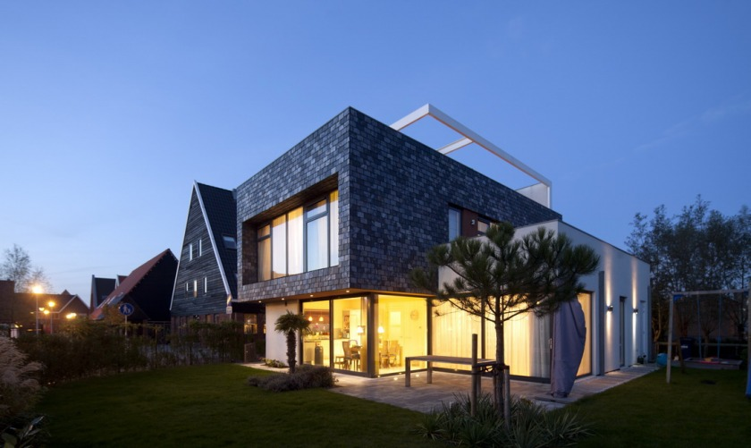 Villa Den Haag Biesland HOYT Architecten