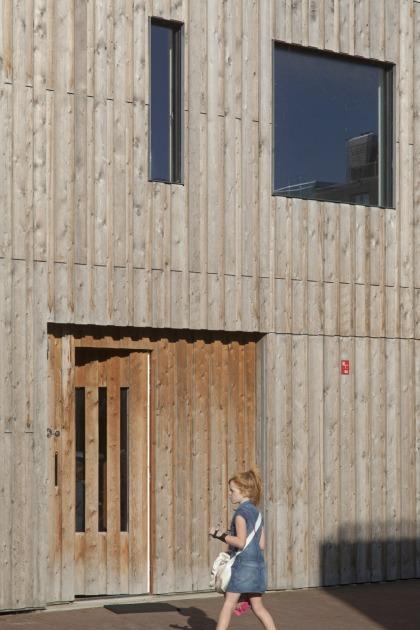 particuliere woning huis architectuur Amsterdam IJburg