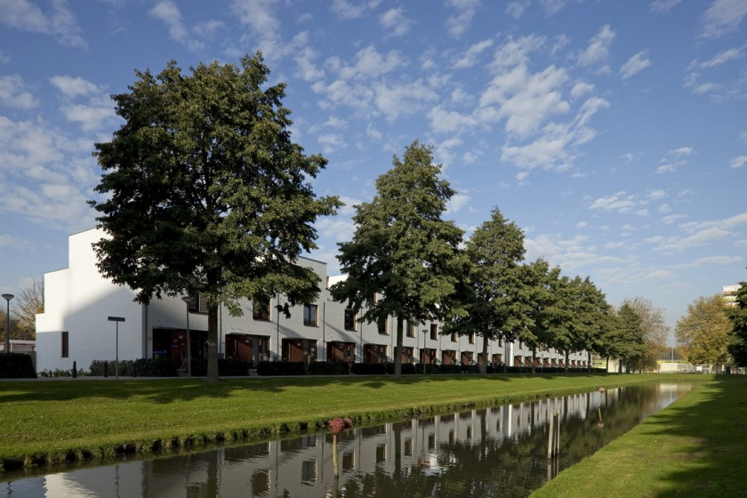 Woningen Hoogvliet HOYT Architecten