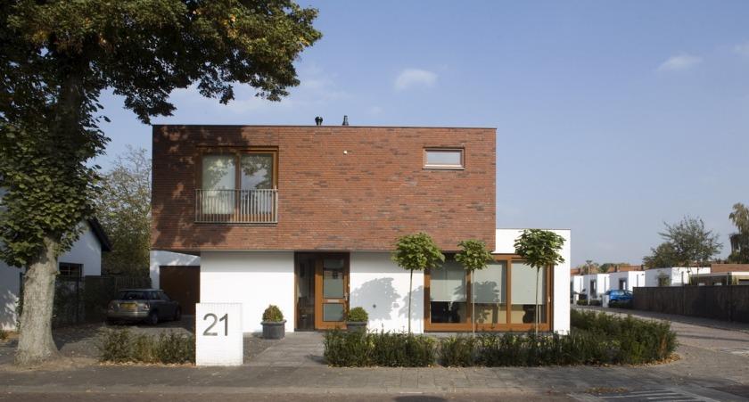 patio woningen Bavel HOYT Architecten