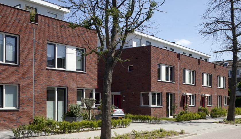 woningbouw Rotterdam Schiebroek HOYT Architecten