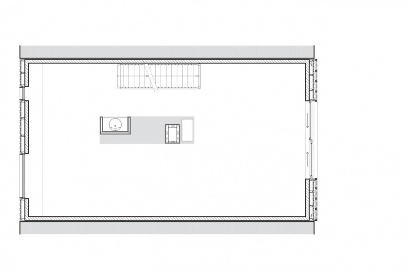 villa house architecture the hague ground floor floorplan floorplan first floor