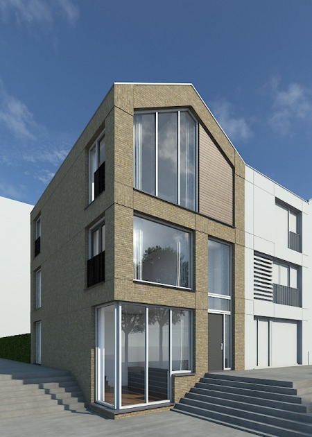 HOYT Norfolk De Zuid Eengezinswoning architect