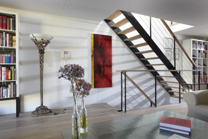 Amsterdam huis Hoyt architecten hout zelfbouw