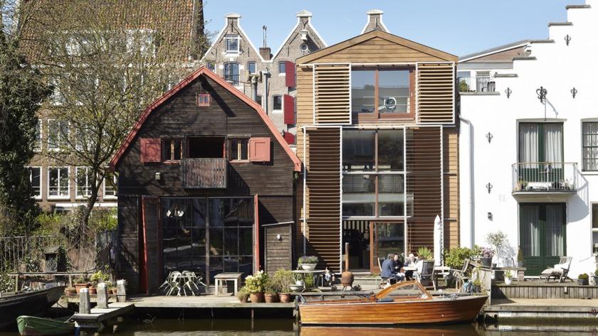 HOYT architect woonhuis fotostudio amsterdam