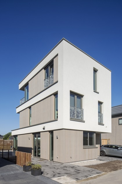 HOYT architect The Hague self built villa
