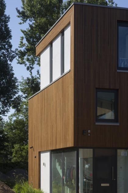HOYT architect Den Haag Gele Lis zelfbouw villa