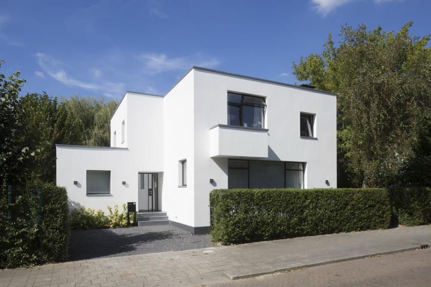 refurbishment villa Rotterdam