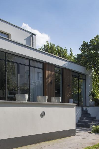 renovatie villa kralingen Rotterdam HOYT Architecten