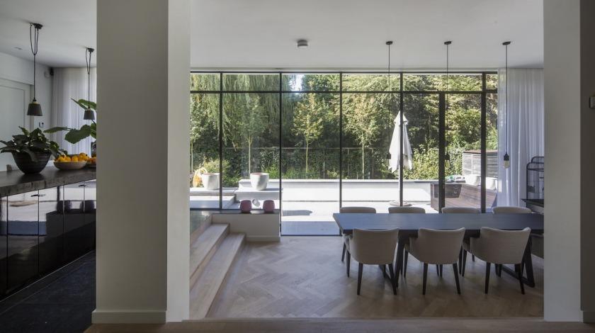 HOYT Architecten villa kralingen Rotterdam