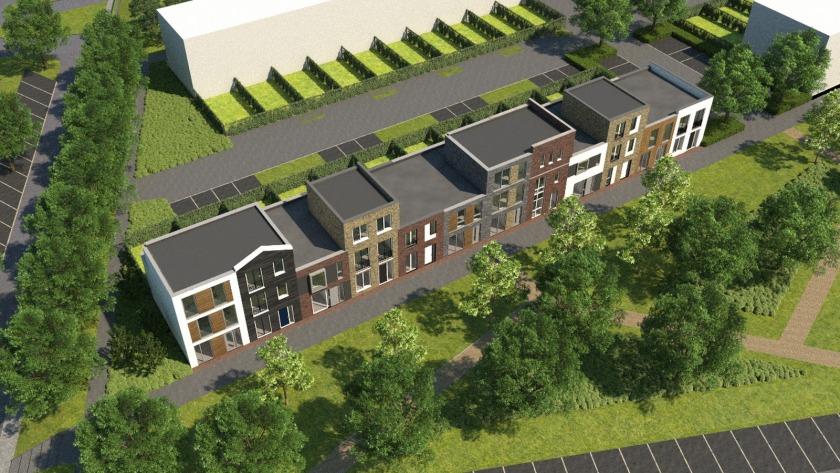 Almere woningconfigurator Woonmodule HOYT Noorderplassen West