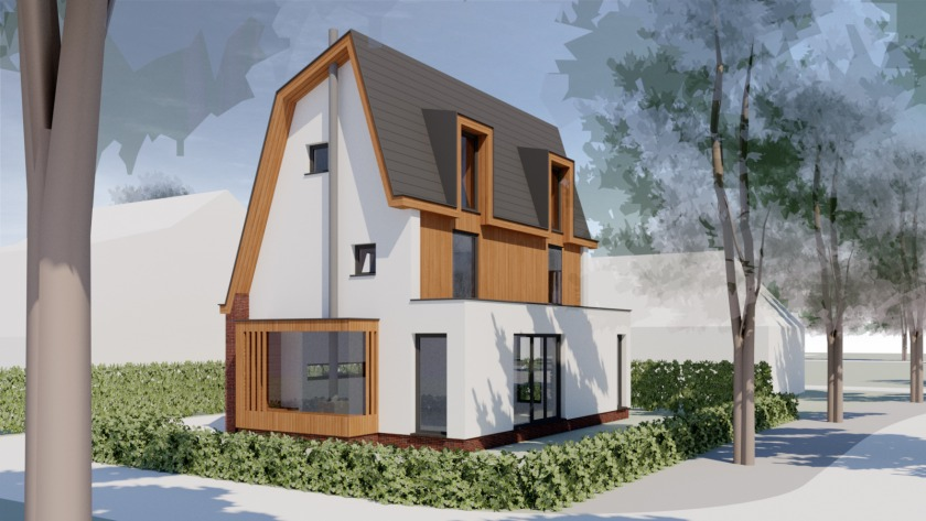 nieuwbouw, particulier, architect, zelfbouw, zoetermeer, parkeiland