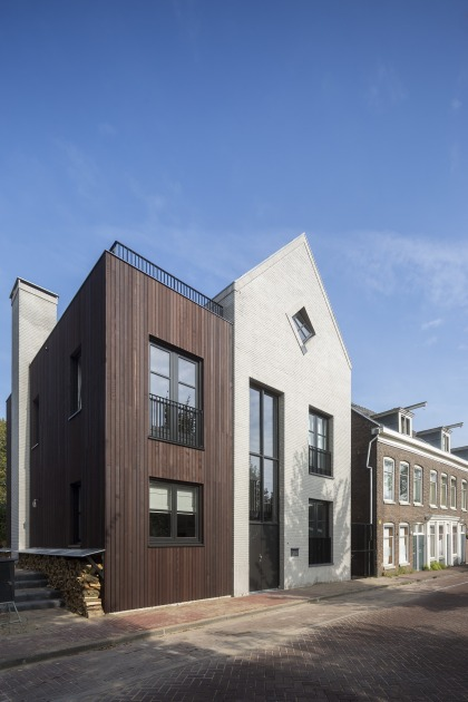 House Buiksloterweg Amsterdam HOYT Architects