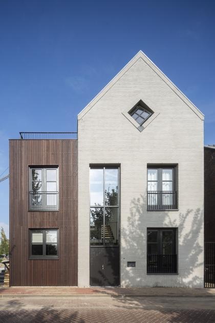Huis Buiksloterweg Amsterdam HOYT Architecten