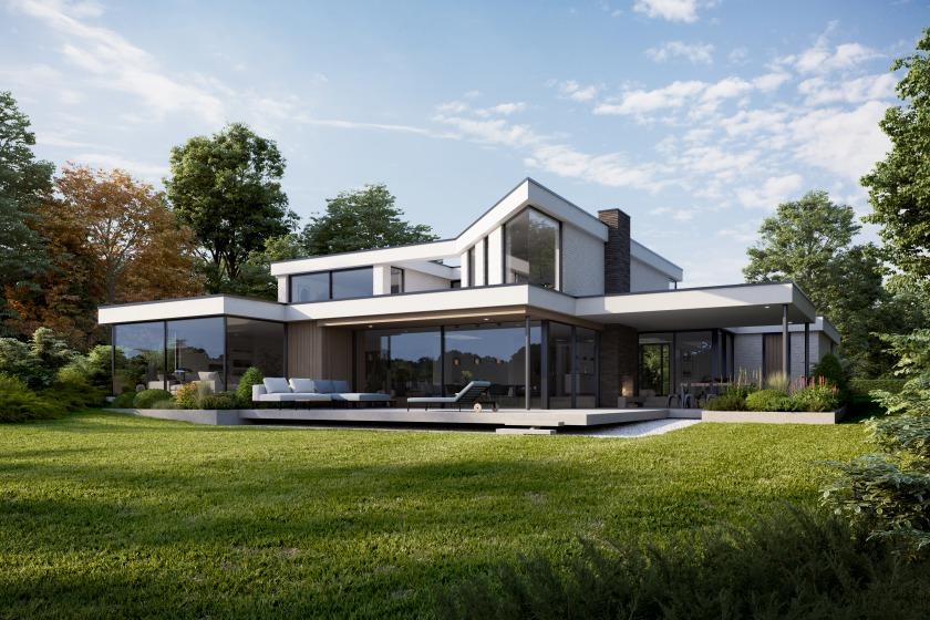 Villa refurbishment Rotterdam