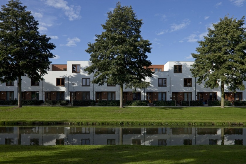 30 singel woningen hoogvliet barbeelsingel woningconfigurator woonwijzer herstructurering keim HOYT architect