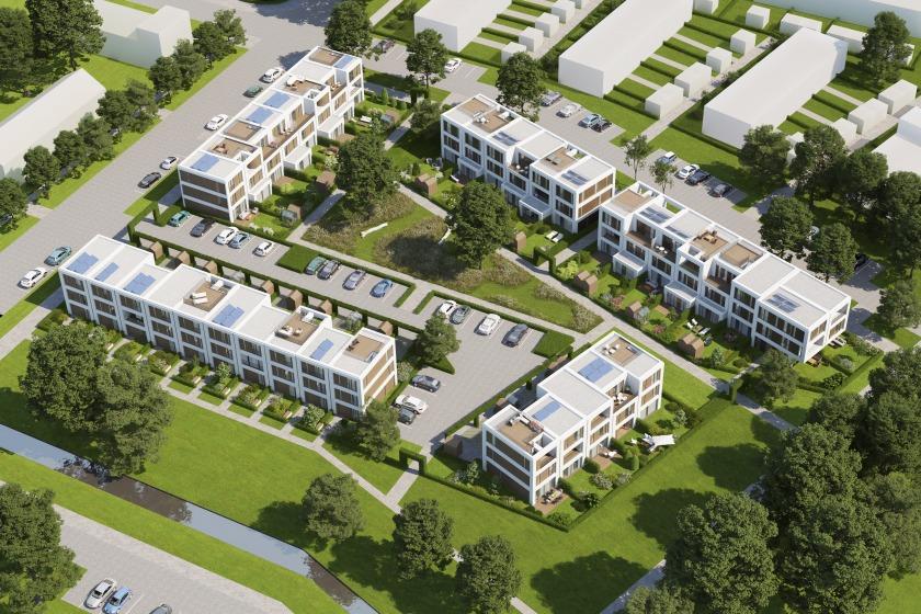 modular homes Rotterdam